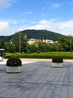 徳島県 眉山