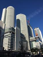 愛知県名古屋市 ビルだらけ